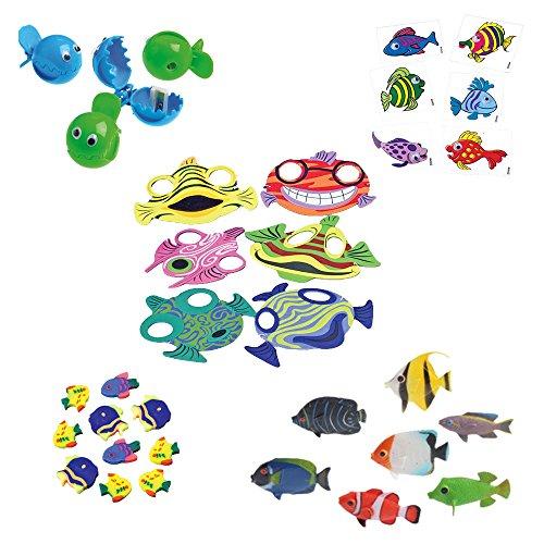 Tropical Fish Goody Bags - 6
