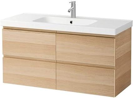 Ikea Godmorgon/Odensvik Armario para Fregadero con 4 cajones ...