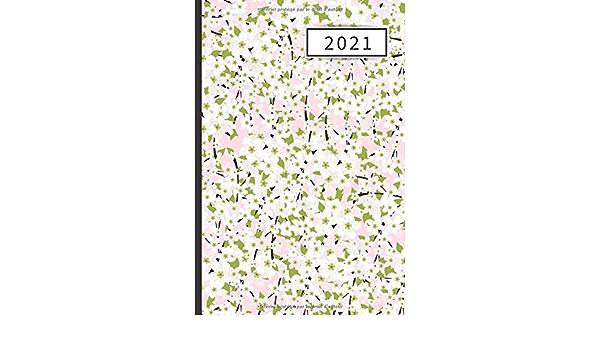 AGENDA 2021: Agenda ANNUEL SEMAINIER (Janvier 2021/Janvier 2022