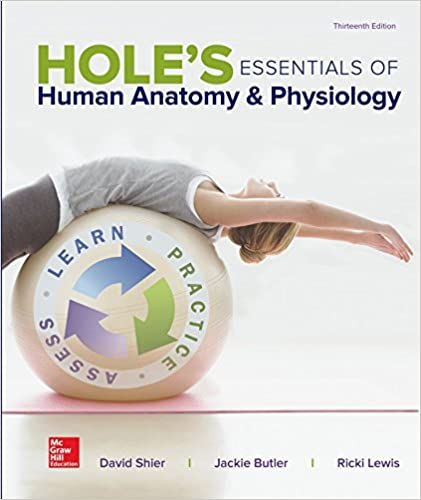 Hole\'s Essentials of Human Anatomy & Physiology: 9781259277368 ...