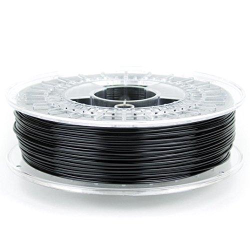ColorFabb 8719033553828 Filamento PLA per Stampante 3D, Nero 90-175-341