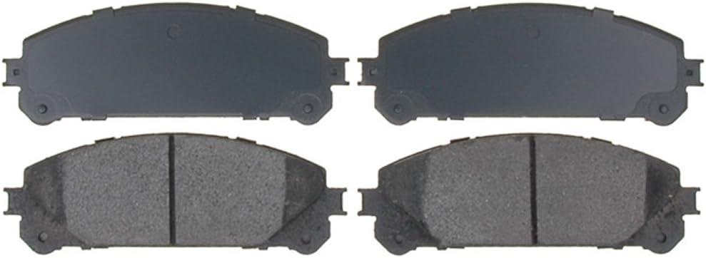Disc Brake Pad Set-Service Grade Ceramic Disc Brake Pad Front Raybestos SGD1324C