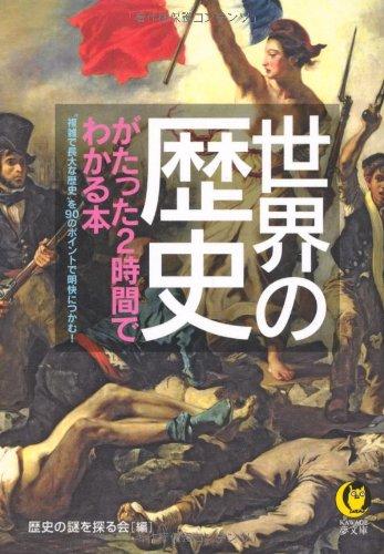 世界の歴史がたった2時間でわかる本 (KAWADE夢文庫)