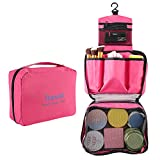 Toiletry Bag,Distana Hanging Toiletry Bag Travel Cosmetic Bag Waterproof Travel Toiletry Organizer Bag Bathroom Shower Bag for Travel Accessories, Makeup, Shampoo, Cosmetic, Personal Items
