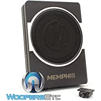 Memphis MXA110SPD Marine 10 200W RMS Enclosed Subwoofer