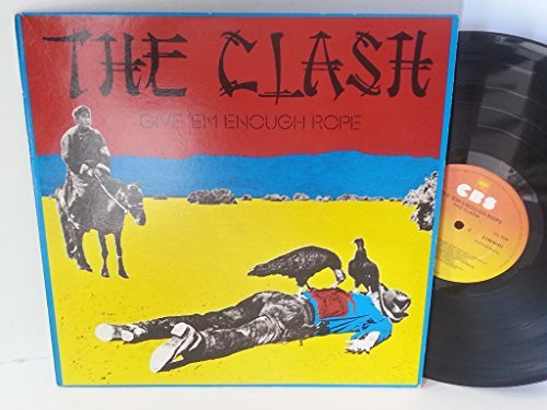 THE CLASh give em enough rope, CBS 82431 [Vinyl] Unknown