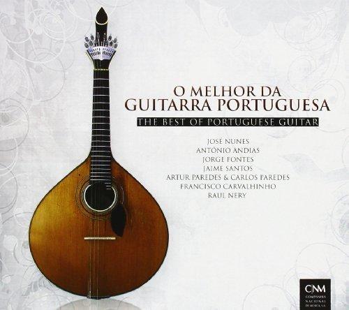 O Melhor Da Guitarra Portuguesa by Cnm Portugal: Various Artists ...