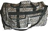 Explorer Leopard Lady's Duffel, 22-Inch
