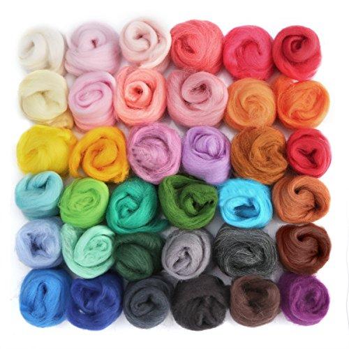 Wool Roving Felting - 5