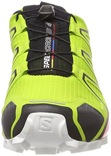 Homme Speedcross Ibis Salomon Chaussures Green lime scarlet À Multicolore Randonnée black wIqdvCq