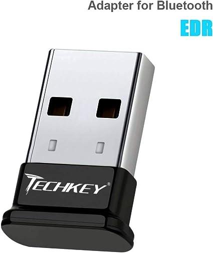 Adaptador Bluetooth Para PC USB Dongle Receptor De Transferencia Inalámbrica,