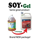 SoyGel Paint and Urethane Remover Stripper 1 Gallon