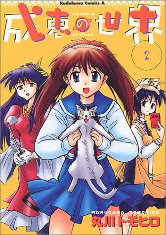 成恵の世界 (2) (角川コミックス・エース)