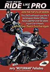 The New Ride Like A Pro DVD contains all the information from my previous Ride Like a Pro DVD's plus, much more!. More tips and tricks for handling heavy weight motorcycles. Even easier explanations in a simple step by step format. You'll see...
