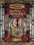 Dungeons & dragons : Manuel des monstres, livre de règles, III v.3.5