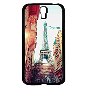 Dream Big Paris Destination Hard Snap on Phone Case (Galaxy s4 sIV) by lolosakes