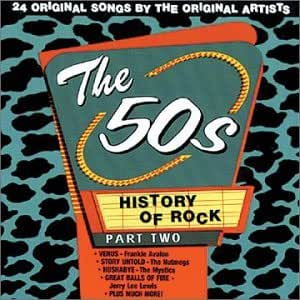 History of Rock 2: 50's