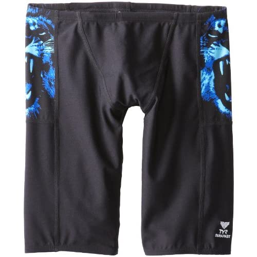 TYR SPORT Men's Zion Hero Splice Jammer Swimsuit