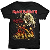 Iron Maiden Men's Number Of The Beast T-shirt X-Large Black