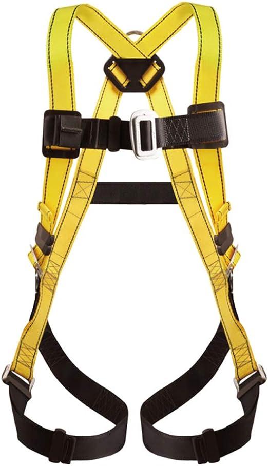 Arnés de seguridad de protección contra caídas de cuerpo completo ...
