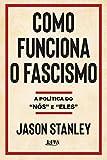"""capa de Como funciona o fascismo: A política do """"nós"""" e """"eles"""""""