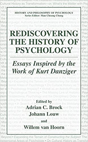 Essays Papers Rediscovering The History Of Psychology Essays Inspired By The Work Of  Kurt Danziger History And Philosophy Of Psychology Th Edition Sample Argumentative Essay High School also Politics And The English Language Essay Rediscovering The History Of Psychology Essays Inspired By The Work  Proposal Essay Topics List