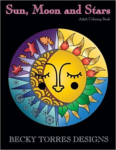 Book Sun, Moon, Stars by Becky L Torres (2016-01-24)