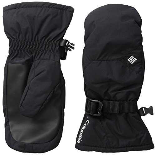 Columbia Youth Whirlibird Mittens, Black, Medium