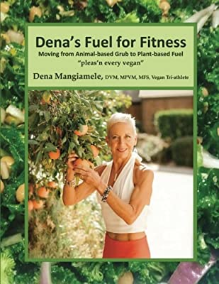 Dena's Fuel For Fitness: Moving from Animal-based Grub to Plant-based Fuel