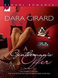 A Gentleman's Offer (Mills & Boon Kimani) (Black Stockings Society - Book 2)
