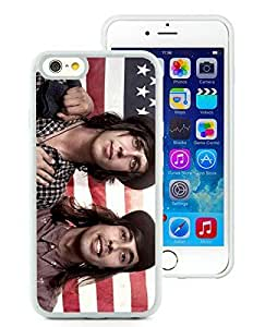 Vic Fuentes And Kellin Quinn White iPhone 6 4.7 inch TPU Cellphone Case Unique and Fashion Cover