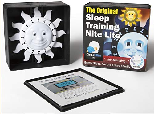 The Original Good Nite Lite, Sleep Training Night Light