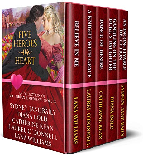 Pdf Romance Five Heroes of the Heart