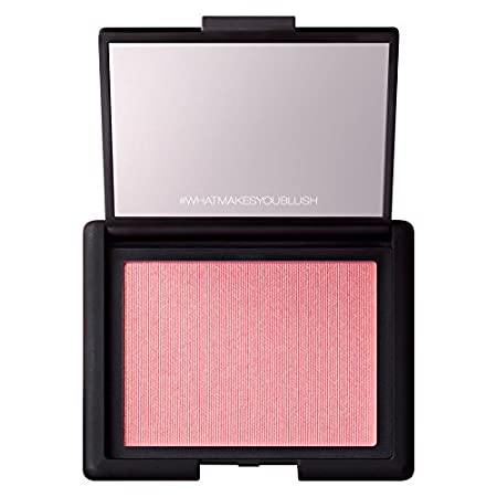NARS Orgasm Blush - Peachy Pink with Golden Shimmer - for All Skintones - Full Size 0.16 ounces 4.8 grams