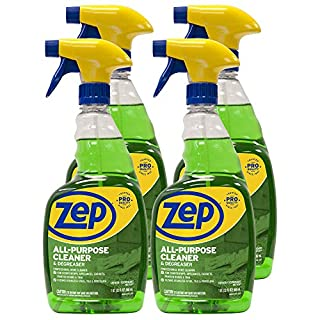 Zep All-Purpose Cleaner 32 Ounce (Case of 4) Cleans Almost Any Surface