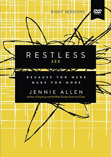 Restless DVD: Because You Were Made for