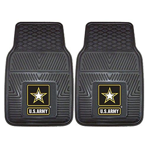 - Fanmats Military  'Army' Vinyl Heavy Duty Car Mat - 2 Piece