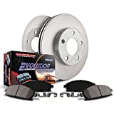 Autospecialty KOE2448 1-Click OE Replacement Brake Kit