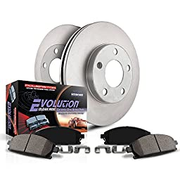 Autospecialty KOE3032 1-Click OE Replacement Brake Kit