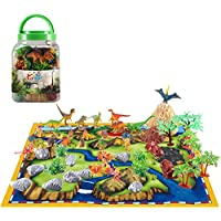 50 Piece Dinosaur Play Set: Ultimate Educational Toy of...
