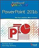 Teach Yourself VISUALLY PowerPoint 2016 (Teach Yourself VISUALLY (Tech))