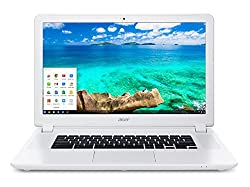Acer Chromebook 15, 15.6-inch Full Hd, Intel Celeron 3205u, 4gb Ddr3l, 16gb Ssd, Chrome, Cb5-571-c4g4