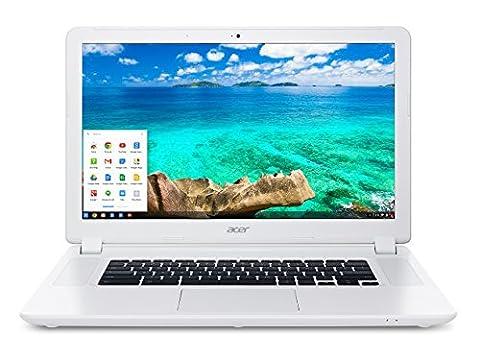Acer Chromebook 15, 15.6-inch Full HD, Intel Celeron 3205U, 4GB DDR3L, 16GB SSD, Chrome, (Acer New Chromebook)