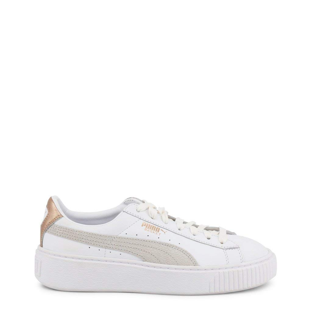 first rate b281c de5b4 Puma Basket Platform Euphoria 36681402, Trainers: Amazon.co ...