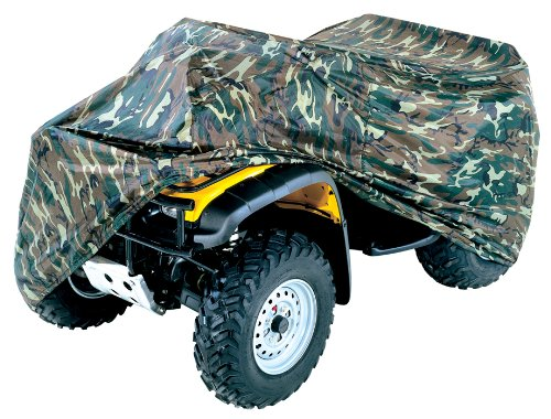 Kwik Cover Tek Atv - ATV Cover, Woodlands Camo