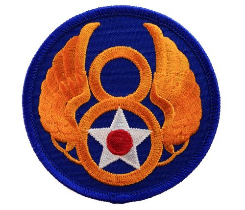 - 8th Eighth Air Force 8AF PACAF 3