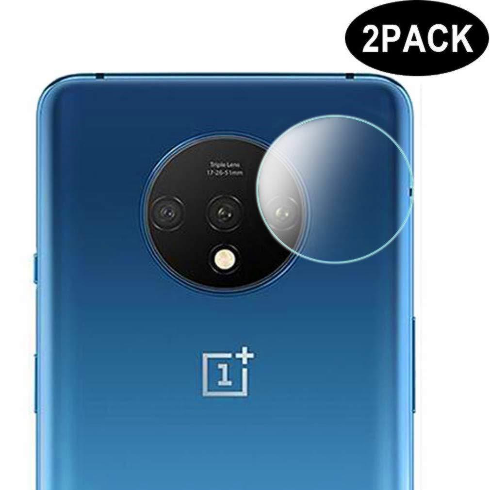 Vidrio templado para camara OnePlus 7T (2 unidades)