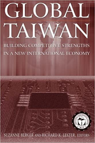 image for Global Taiwan: Building Competitive Strengths in a New International Economy