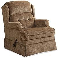 ComfortMax Furniture 1069316 Swivel Glider Recliner