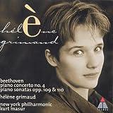 Concerto No.4 Sonatas Opp. 109 & 110